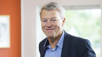Benny Ulmestig, vd för Höganäs Energi