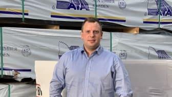Christian Christiansen Svane er udnævnt til ny direktør for Bygma Haderslev pr. 1. december