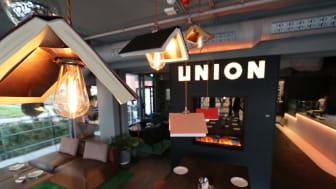 SiO Mat og Drikke har åpnet spisestedet Union864 på Kringsjå studentby.