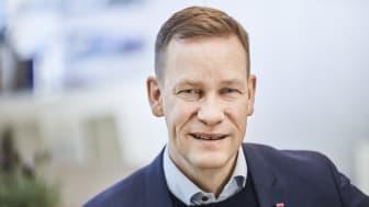 Anders Carlsson, Ejendals konsernin uusi toimitusjohtaja