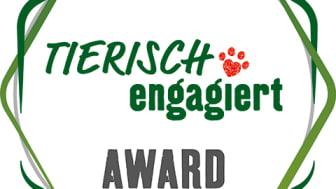"""Wird erstmals in drei Kategorien vergeben: Der """"tierisch engagiert""""-Award der Fressnapf-Gruppe"""