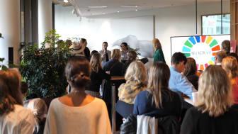 A Sustainable Start - actionfokuserade frukostmöten om Agenda 2030.