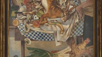 Jacobsen Georg, Haren, 1922. Foto: Freia Beer / Trondheim kunstmuseum.
