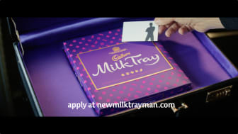 Cadbury launches search for the next Milk Tray Man