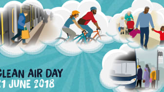 Go electric in Bury on Clean Air Day