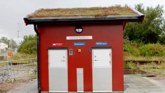 Vattenkiosk, Spillepengen i Malmö