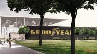 Goodyear väljer utvecklingspartner för nytt globalt innovationscenter och kontor vid Automotive Campus i Luxemburg