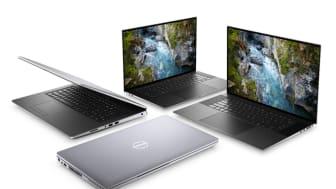 Dells nya Precision Workstations: Mindre, Snabbare, Coolare