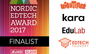 Five Nordic Edtech finalists ready to conquer the world