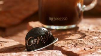NYHET: Nespresso lanserar ekologiskt kaffe från de vulkaniska stränderna vid Kivu – KAHAWA ya CONGO