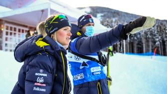Frida Karlsson tillbaka i spåret men avstår Lahti
