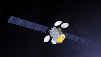 'Broadband for Africa' High Throughput Satellite to be launched in 2019 - Photo credit: Thales Alenia Space