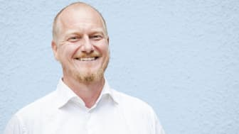 Joakim Percival, ny vd för Easyfairs Nordic