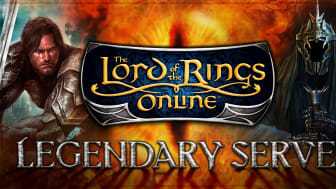 Daybreak Games Launches Legendary Server for The Lord of the Rings Online - Now LIVE!