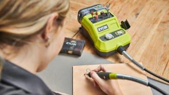Det mest kompletta och mångsidiga DIY-verktyget från ONE+