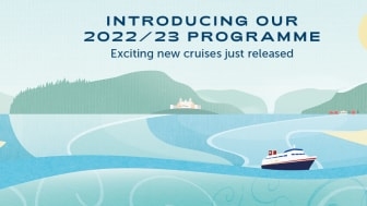 Fred. Olsen Cruise Lines unveils brand new programme of cruising for 2022/23, including NEW regional departures