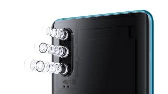 Huawei P30 Pro hyllas som den bästa kameramobilen någonsin