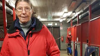 Margareta Bjelkstrand, Vällingby Ridsällskap, Årets eldsjäl 2019. Foto: Svenska Ridsportförbundet