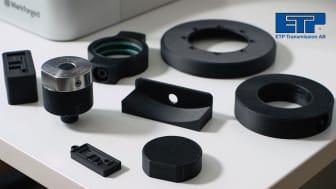 Carbon fibred reinforced 3D-printing