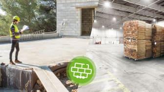 Der Hausbau stockt vielerorts, weil der Rohstoff Holz knapp ist.