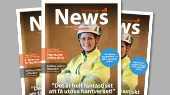 Fasadgruppen News - nytt nummer ute nu!
