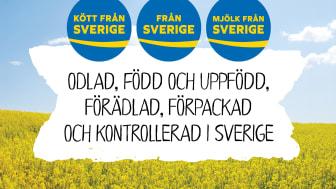 Från Sverige-märkningen gör succé. Intresset för ursprung är starkare än någonsin. Konsumenterna vill veta vad de äter och var maten kommer ifrån. Källa: Demoskop 2019.