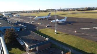 Norrköping Airport fyller 85 år – Firar med Flygplatsens dag