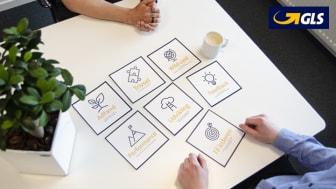 GLS spiller kort om arbejdsglæde og udvikling