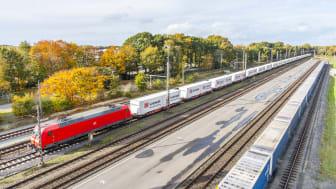 Allt du behöver veta om tågfrakt inom Europa