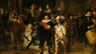 AkzoNobel and the Rijksmuseum paint clearer picture for Operation Night Watch