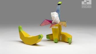 Förpackningen Bois vann designtävlingen PIDA Grand Finale i Monaco