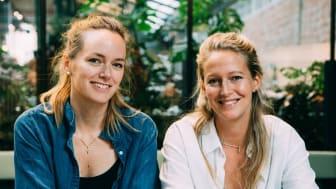 Skillbreaks grundare Lina Johansson och Matilda Hannäs
