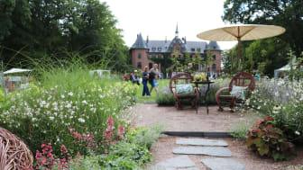 Årets trädgårdsfest ställs in