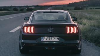 Mustang Bullitt