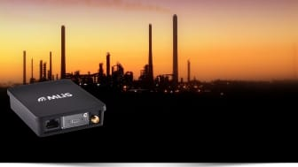 4G modem kopplar upp maskiner och fastigheter