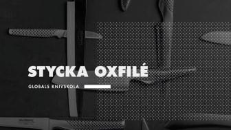 Globals knivskola: Stycka oxfilé