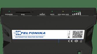 4G router för snabb installation i fordon