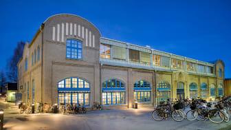 eXpression Umeå tillbaka på Konstnärligt Campus