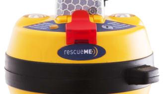 The compact Ocean Signal rescueME EPIRB1