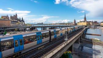 KONE vinner storordre for den nye t-banen i Stockholm