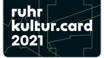 Der Kulturkosmos Ruhr im Scheckkartenformat - Die RuhrKultur.Card 2021