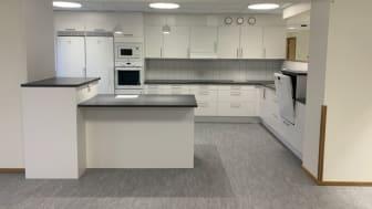 Inflyttning i nybyggda demenscentrum Villa Videbeck