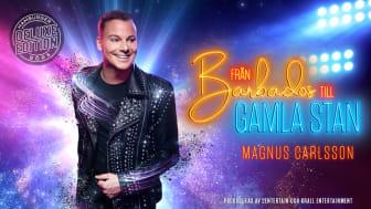 """Magnus Carlsson erövrar Hamburger Börs med en partyversion av succén """"Från Barbados till Gamla Stan"""""""