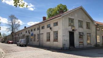Sahlbergska gården i Hedemora nytt byggnadsminne