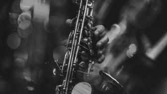Bohuslän Big Band spelar med vassa jazztalanger