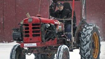 Terror-Traktorn från Gotland till Bilsport Performance & Custom Motor Show