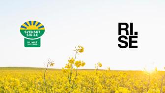 Åtgärder för minskad klimatpåverkan från primärproduktion listas i ny rapport från RISE