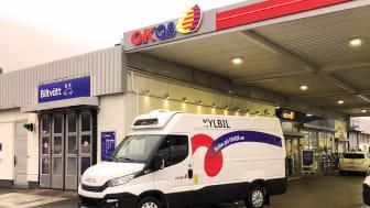 OKQ8 investerar i 129 nya transportbilar från IVECO