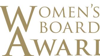 Nominerade till Women's Board Award 2016