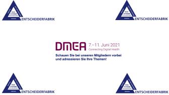 DMEA: Besuchen Sie die digitalen Auftritte unserer Industrie-Mitglieder